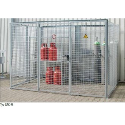 Bauer Südlohn Gasflaschen-Container GFC-M2