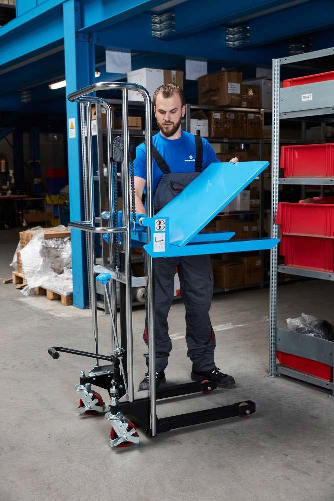 Hochhubwagen PS0 abnehmbare Plattform
